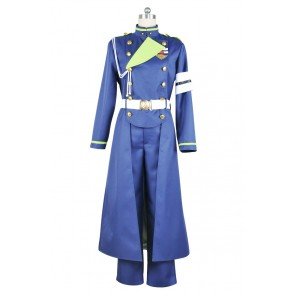 Seraph of the End Cosplay Mito Jujo Costume