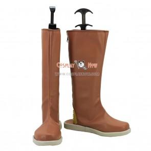 Naruto Cosplay Shoes Isobu Boots