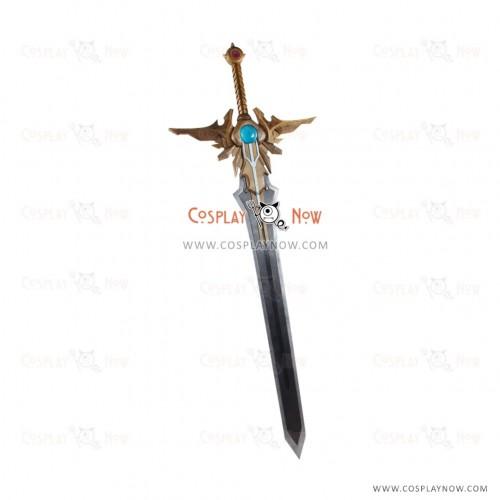 Diablo Tyreal Big Sword Cosplay Props