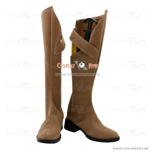 The King's Avatar Cosplay Shoes Huang Shao Tian Boots