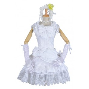 Elizabeth Middleford Costume For Black Butler Kuroshitsuji Cosplay