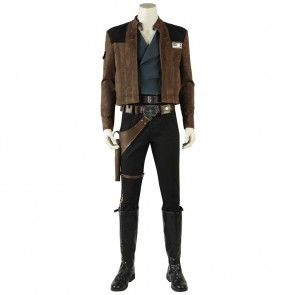 Star WarsHan SoloCosplay costumes Full Set For Adults