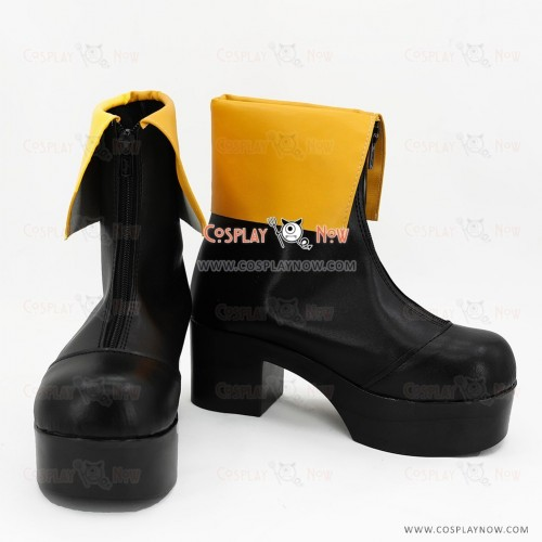 Fate Grand Order Cosplay Shoes Masters Boots