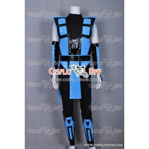 Mortal Kombat Ninja Sub Zero Cosplay Costume