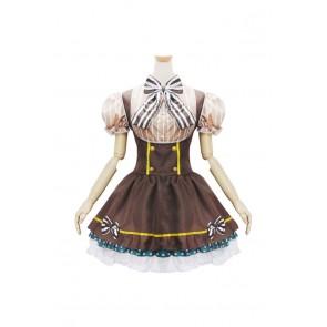 Love Live Cosplay Hanayo Koizumi Dress