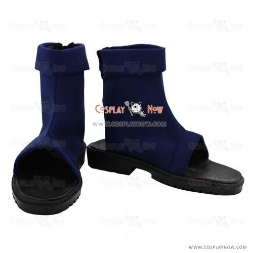 Naruto Cosplay Blue Ninja Short Cosplay Shoes