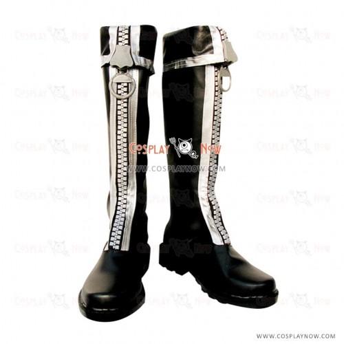 D Gray-Man Cosplay Shoes Allen Walker Boots