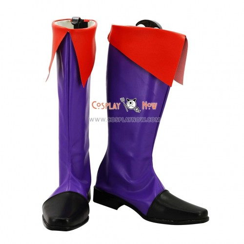 Pretty Rhythm Cosplay Shoes Hayami Hiro Boots