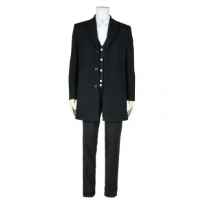 Doctor Who The 12th Twelfth Dr Peter Capaldi Cosplay Costume