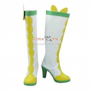 Pretty Cure Cosplay Shoes Yotsuba Alice Boots