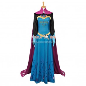 Frozen Cosplay Princess Elsa Costume
