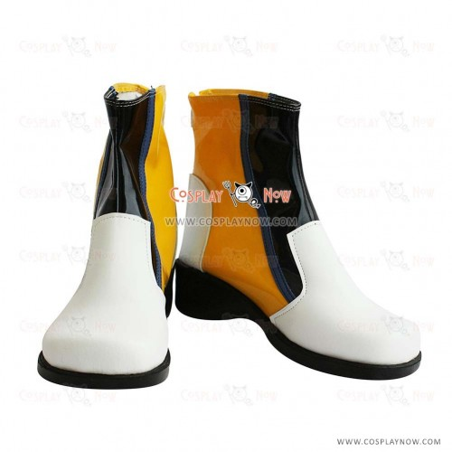 Vocaloid Kaito Cosplay Boots Custom Made