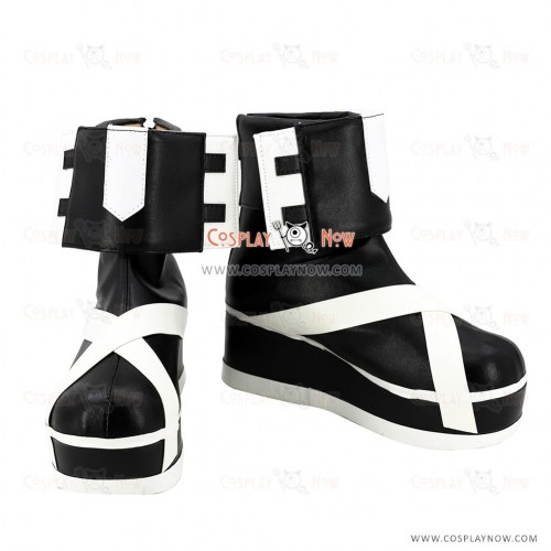 Aotu World Cosplay Silver Shoes