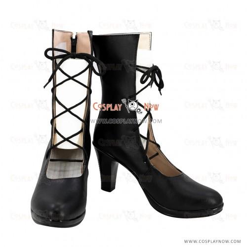Rozen Maiden Cosplay Mercury Lampe Shoes