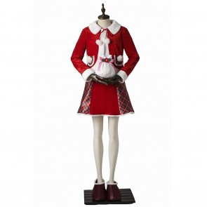 Disney Duffy Cosplay Costume with custom made for girls