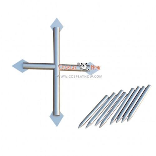 RWBY Ruby Belt Accessories Replica PVC Cosplay Prop
