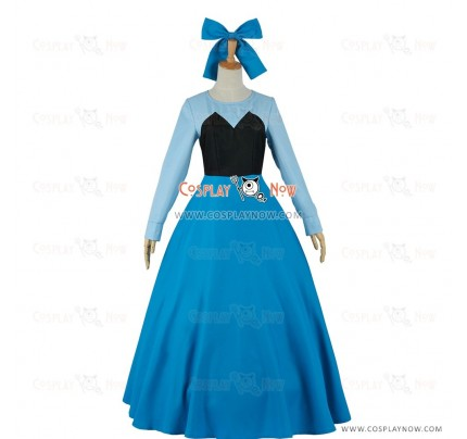 The Little Mermaid Cosplay Princess Ariel Costume