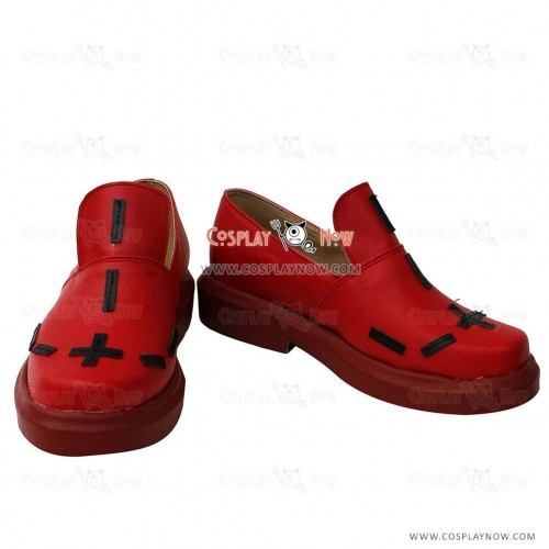 Touhou Project Medicine Melancholy Cosplay Shoes