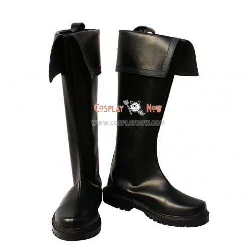 Are you Alice The Knave of Hearts Cosplay Black Boots