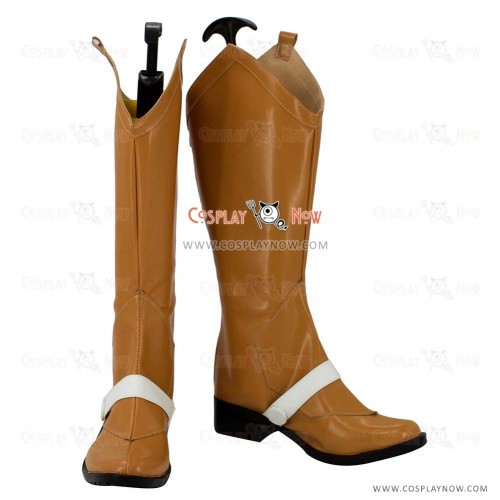 Problem Children are Coming from Another World Cosplay Shoes You Kasukabe Boots