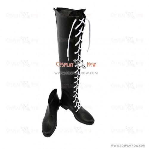Amnesia Cosplay Shoes IKKI Boots