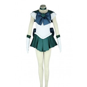 Sailor Neptune Michiru Kaioh Costume For Sailor Moon Cosplay