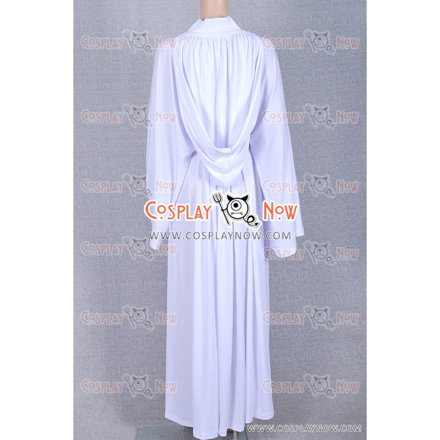 Star Wars Princess Leia Organa Solo Cosplay Costume