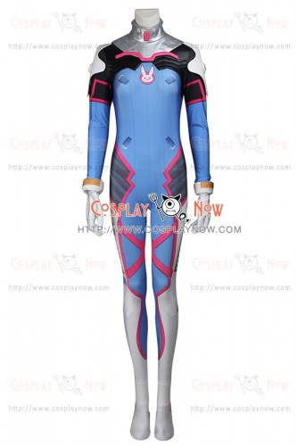 D Va Hana Song Costume For Overwatch Cosplay Uniform