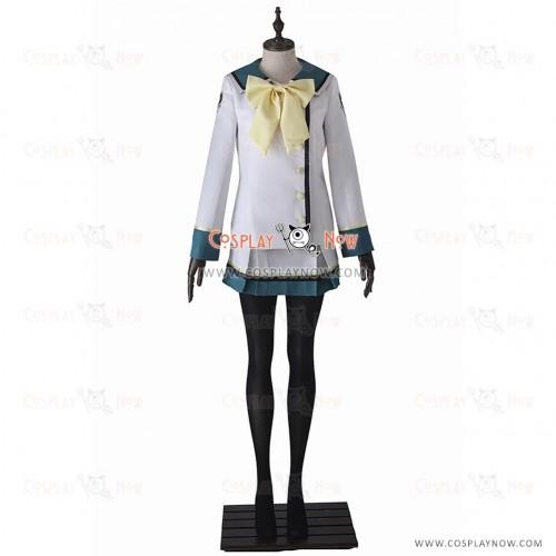 Twin Star Exorcists Adashino Benio cosplay costume
