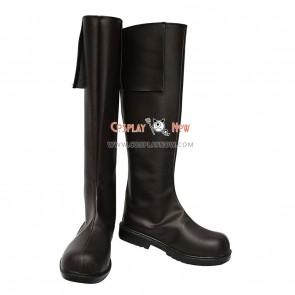 Unlight Cosplay Shoes Generalissimus Evarist Boots