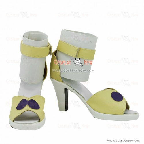 Vocaloid China Project Luo Tianyi Blueberry Cosplay Shoes