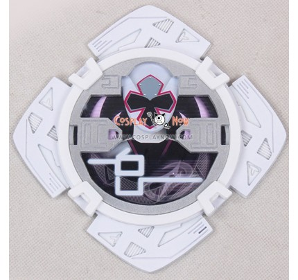 Power Rangers Shuriken Sentai Ninninger White Ninja Shuriken Cosplay