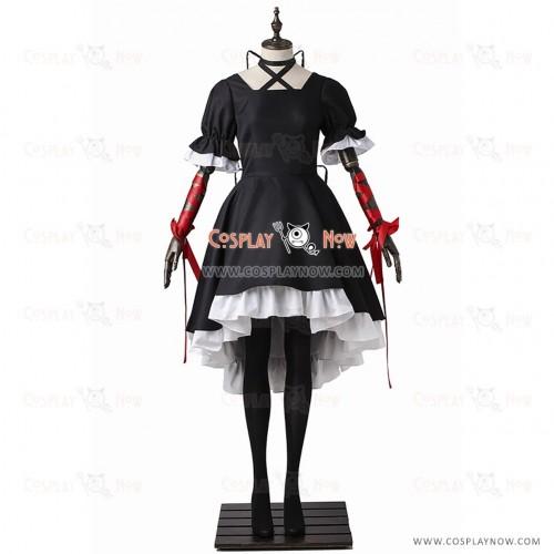 Kagari Cosplay Costume for Rewrite