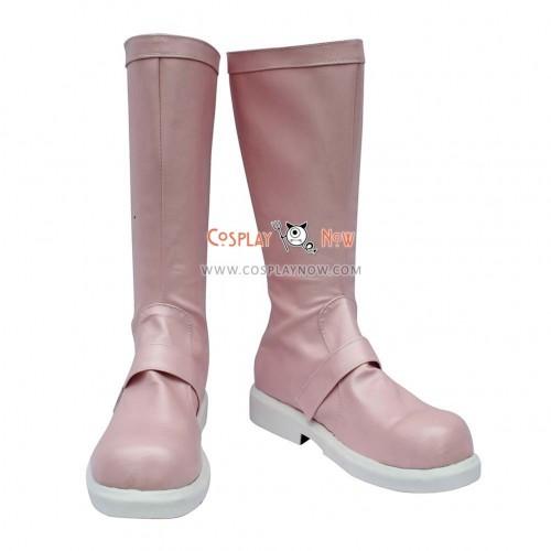 Pokemon Diamond and Pearl Cosplay Shoes Hikari Boots
