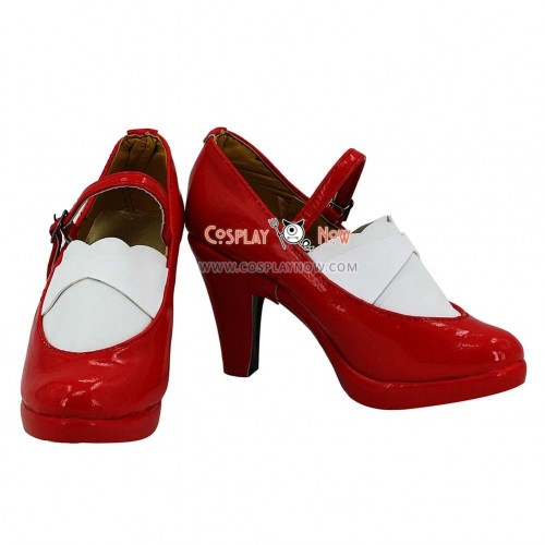Problem Children are Coming from Another World Cosplay Shoes Asuka Kudo Boots