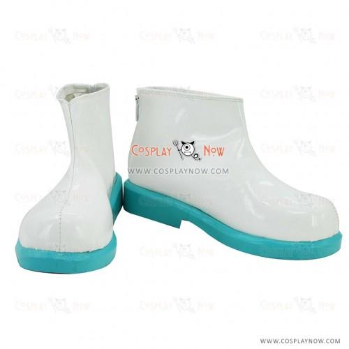 Snow Miku Cosplay Hatsune Miku Shoes