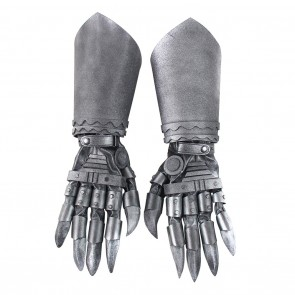 Sun Vulcan Fuhrer Hell Saturn's hand Armour Gloves Cosplay Prop