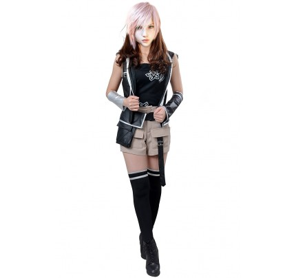 Final Fantasy XII Cosplay Balthier Balflear Costume Halloween Uniform Outfit New