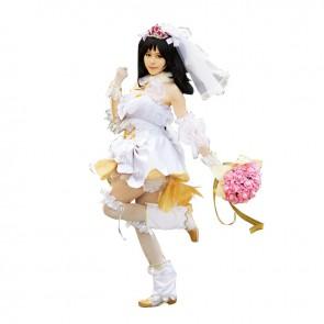 Love Live LoveLive Nico Yazawa Cosplay Costume Wedding Dress