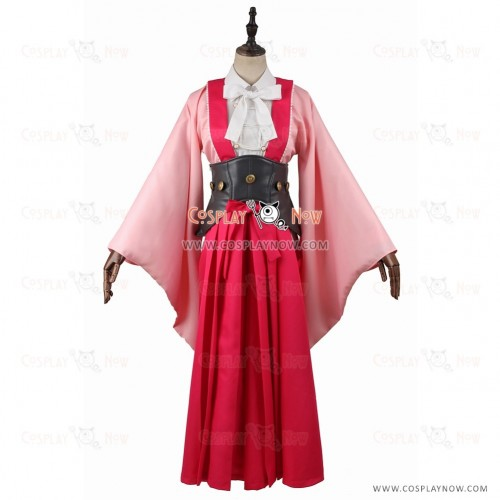Kabaneri of the Iron Fortress Cosplay Ayame Yomogawa Costume