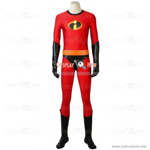 Mr Incredible costumes Cosplay Superhero for The Incredibles