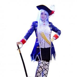 Axis Powers Hetalia Julchen Beilschmidt Cosplay Costume