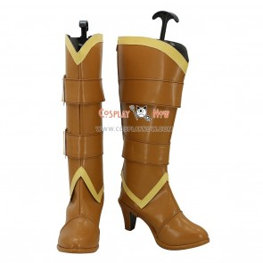 League of Legends Cosplay Shoes Twisted Fate The Card Master Boots