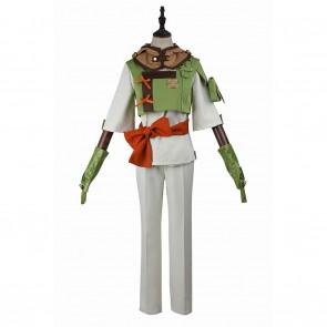 Kabaneri of the Iron Fortress Cosplay Yukina Costume