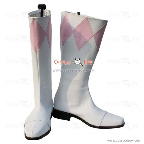 Power Rangers Cosplay Shoes Mei Boots