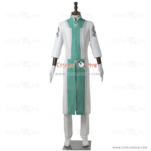 Romani Archaman Cosplay Costume from Fate grand order
