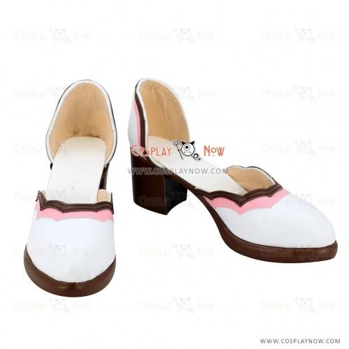Love Live! Sunshine Cosplay Riko Sakurauchi Shoes