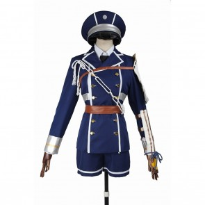 Touken Ranbu Cosplay Hirano Toushirou Costume