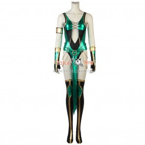 Mortal Kombat Cosplay Jade Costume