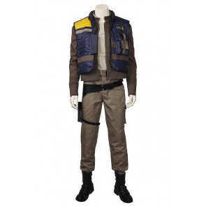 Star Wars Cosplay Cassian Andor Costume For Rogue One
